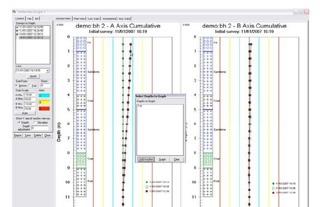 In-Site Inclinometer Data Presentation Software