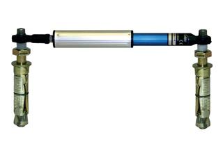 Linear Potentiometer Crackmeter